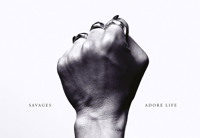 Savages, 'Adore Life'