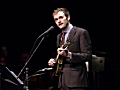 At Prairie Home, Chris Thile stands on the edge of something exciting