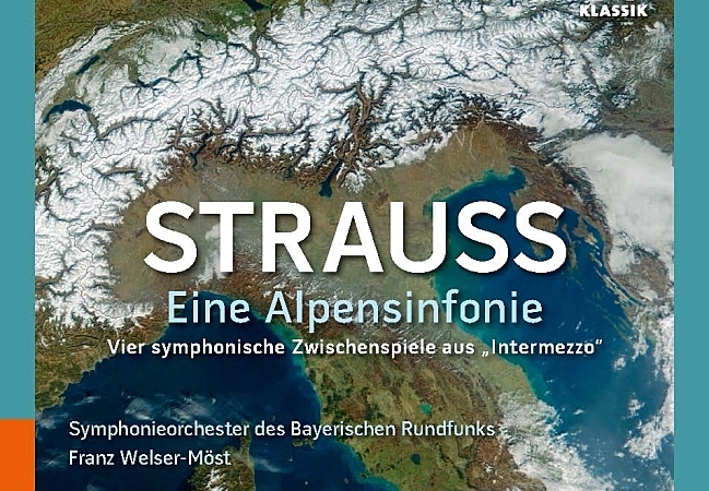 Daily Download: Richard Strauss - Intermezzo, Op. 72: II. Traumerei am Kamin