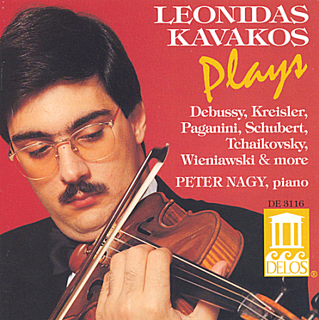 Get a free MP3 of Fritz Kreisler - Liebesfreud, performed by Leonidas Kavakos, violin, and Peter Nagy, piano.