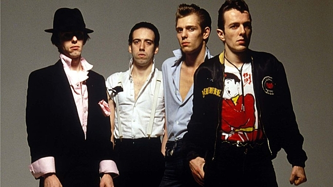 Today in Music History: The Clash began recording their first album
