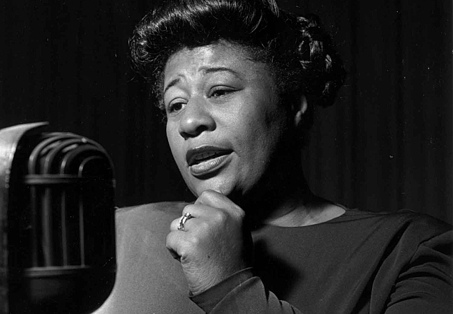 Celebrating 'The First Lady of Song,' Ella Fitzgerald