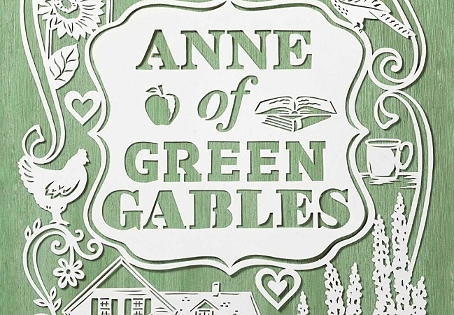 'Anne of Green Gables' by L.M. Montgomery