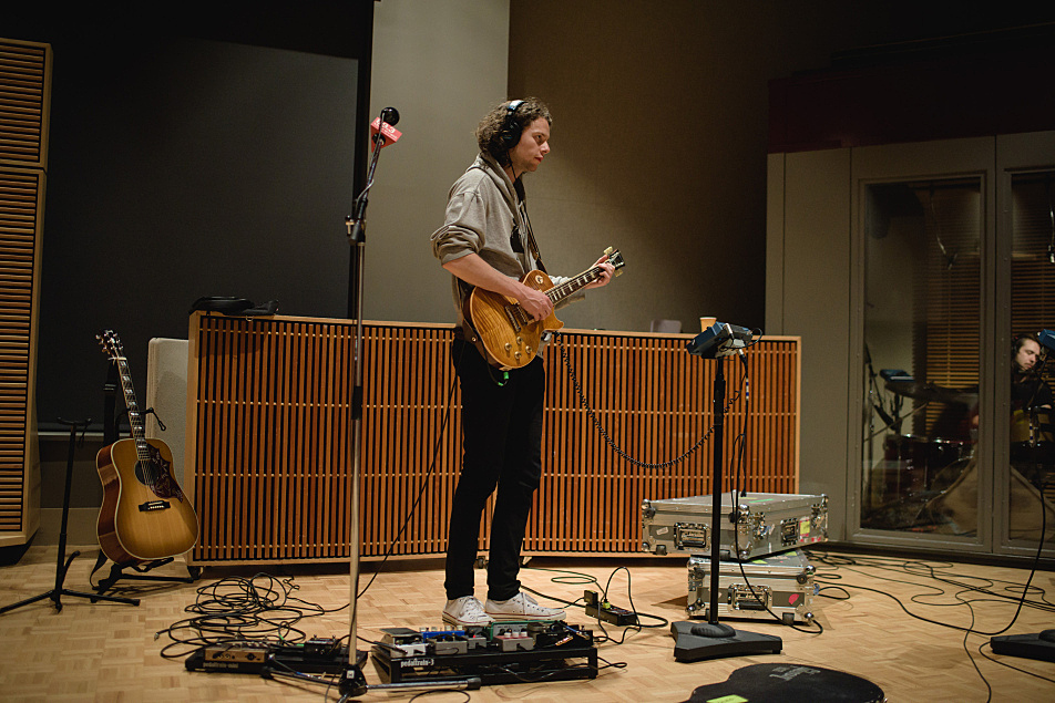 Kaleo lead guitarist Rubin Pollock