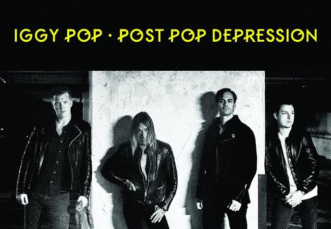 Iggy Pop, 'Post Pop Depression'