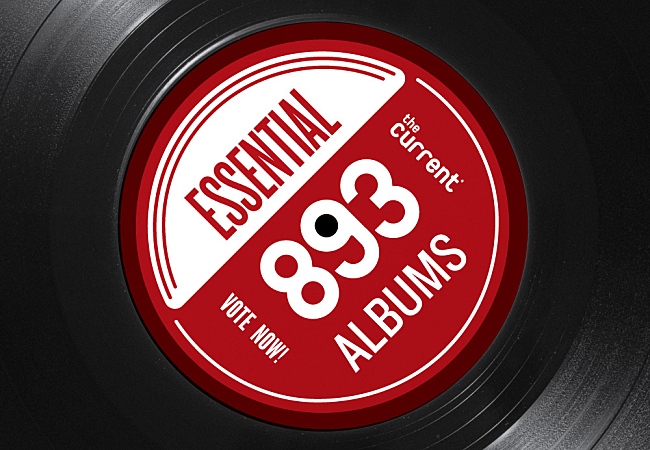 With your help, we're compiling a list of the top 893 albums of all time.