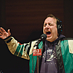 Har Mar Superstar performing live in The Current studio