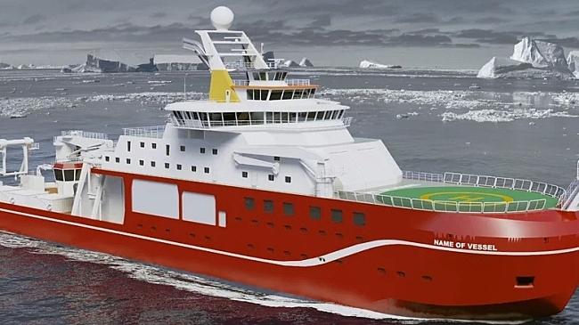 Natural Environment Research Council ship