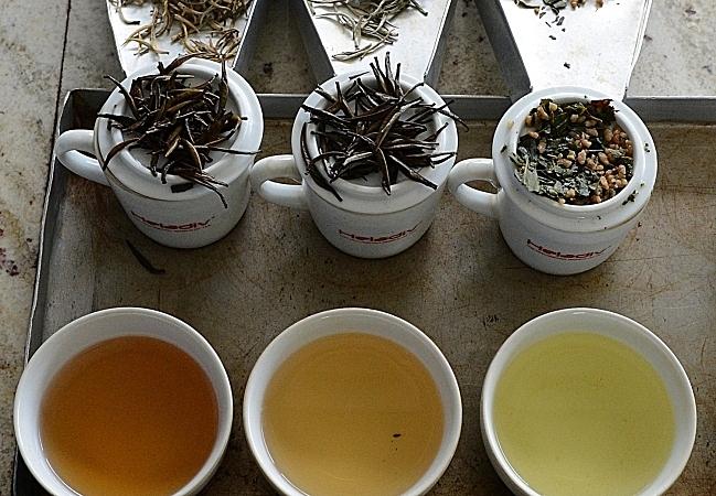 Sri Lanka tea range