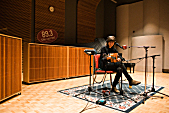 Courtney Barnett performs in The Current studio