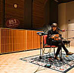 Courtney Barnett performs in The Current studio.
