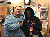 Flavor Flav chats with Sean McPherson on The Current