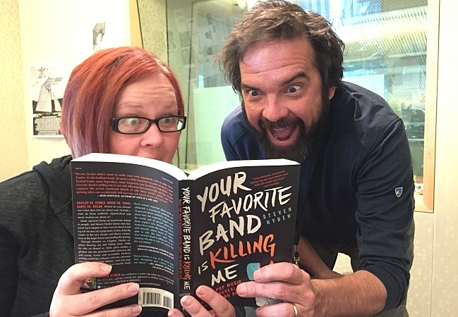 The Current's Rock and Roll Book Club: Steven Hyden's 'Your Favorite Band is Killing Me'