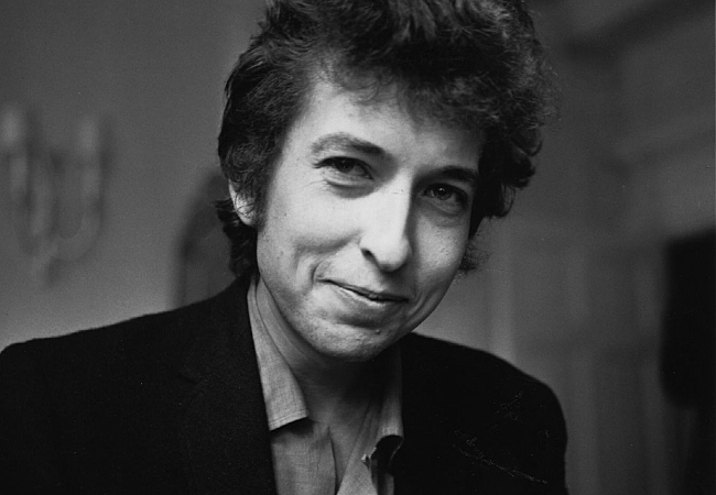 Take The Current's Time Machine Quiz: Bob Dylan in the '60s