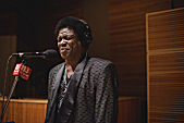 Charles Bradley performs in The Current studio