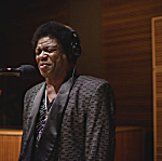 Charles Bradley performs in The Current studio.
