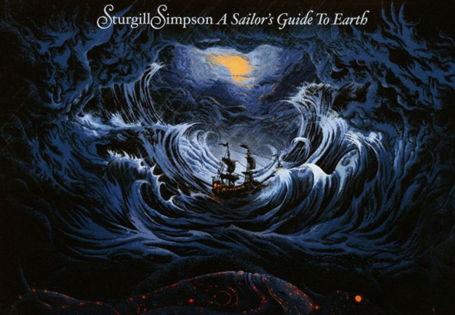 Album of the Week: Sturgill Simpson, 'A Sailor's Guide to Earth'