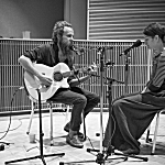 Sam Beam and Jesca Hoop perform in The Current studio.