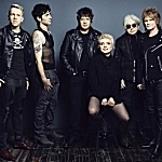 Blondie, who are in town for an appearance at the Minnesota Zoo's Weesner Family auditorium on June 11, 2016