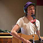 Marlon Williams performs in The Current studio.