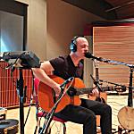 Shane Leonard of Kalispell in the Radio Heartland studio.