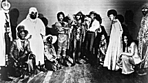 Parliament-Funkadelic circa 1974