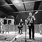 Violent Femmes performing live in The Current studio
