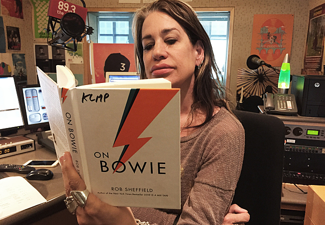 Mary Lucia reads 'On Bowie'