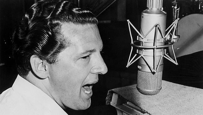 Today in Music History: Jerry Lee Lewis made his TV debut on The Steve Allen Show