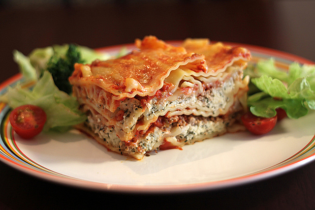 Coffee Break: National Lasagna Day
